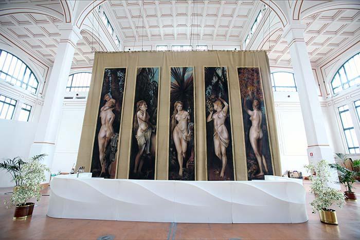Salotto Viennese Trieste.Salotto Vienna A Trieste Il Primo Salotto Contemporaneo D